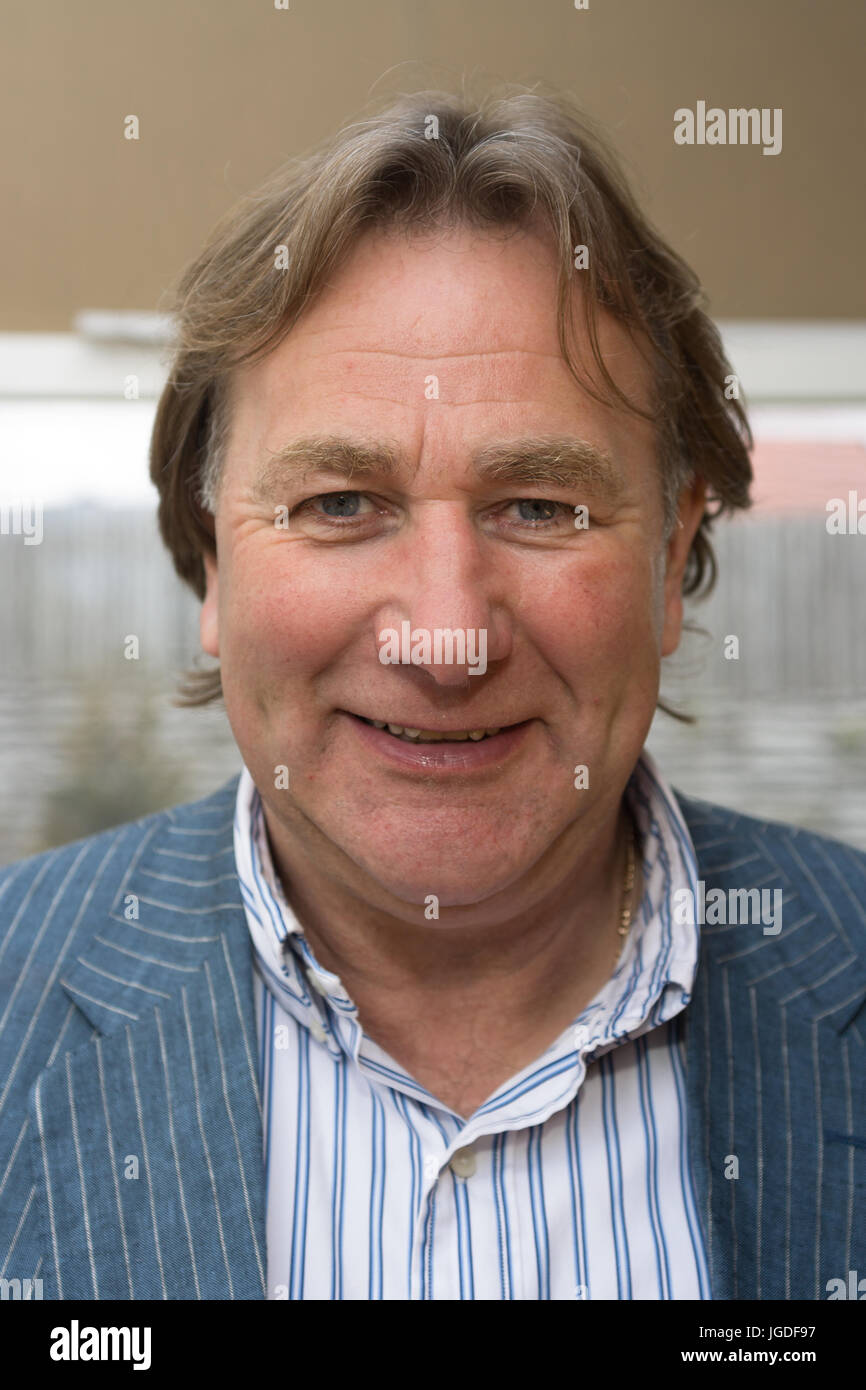 Alan Rough ex scotland goal keeper - Stock Image