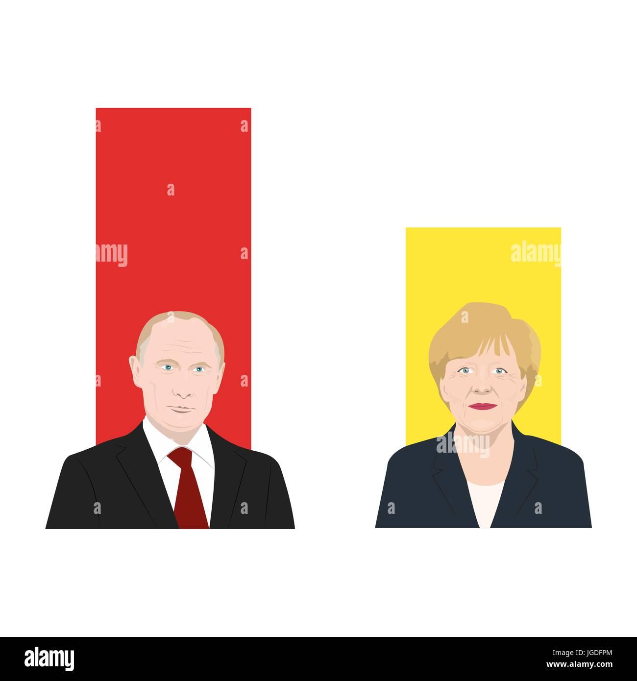 politicians - Stock Image
