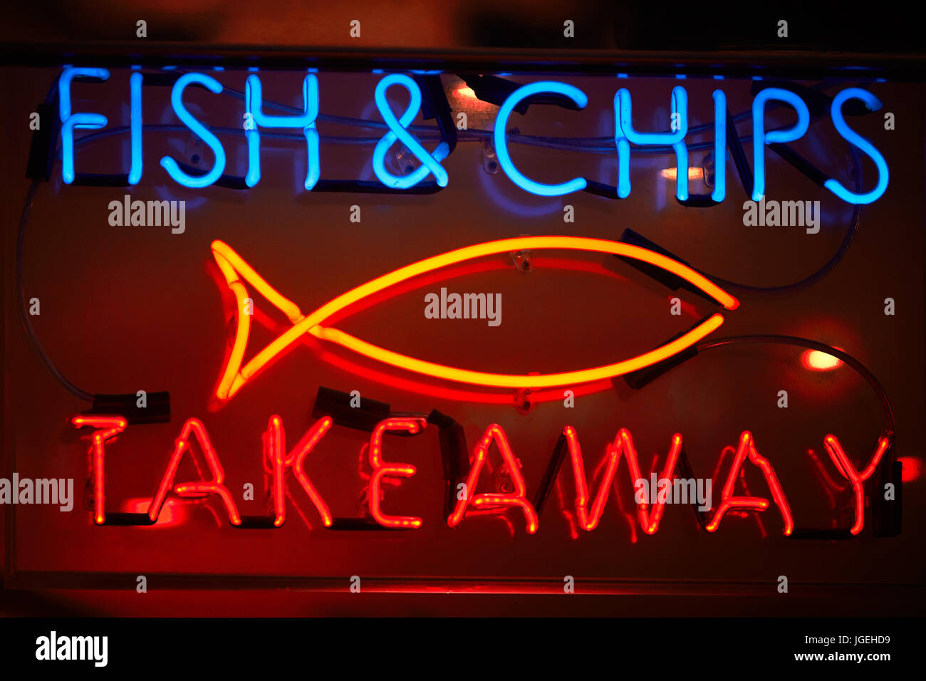 Pizza Kebab Takeaway Shop closed Take Away LED Neon Sign Light Up Open Chips