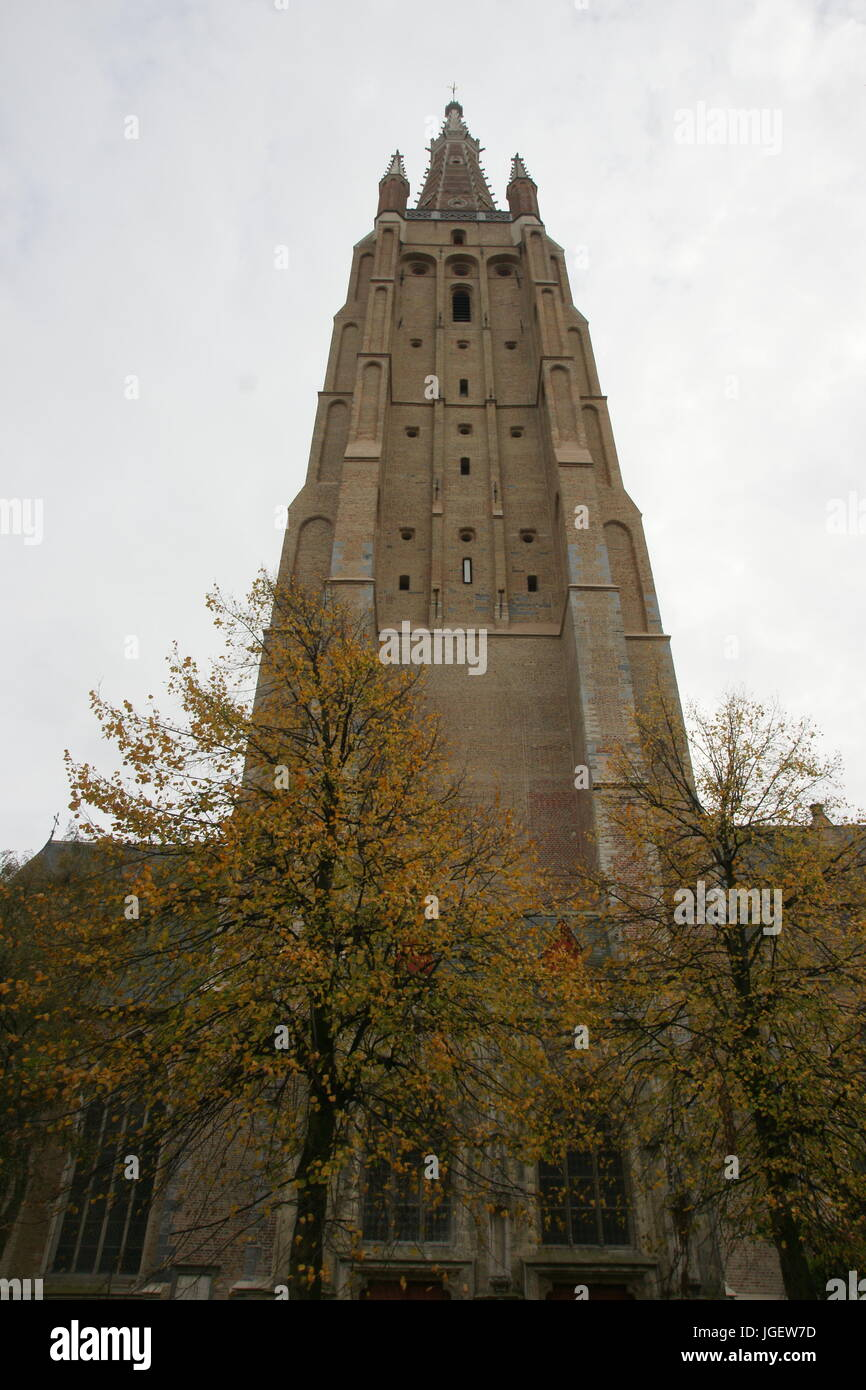 Bruges, Belgium - Stock Image