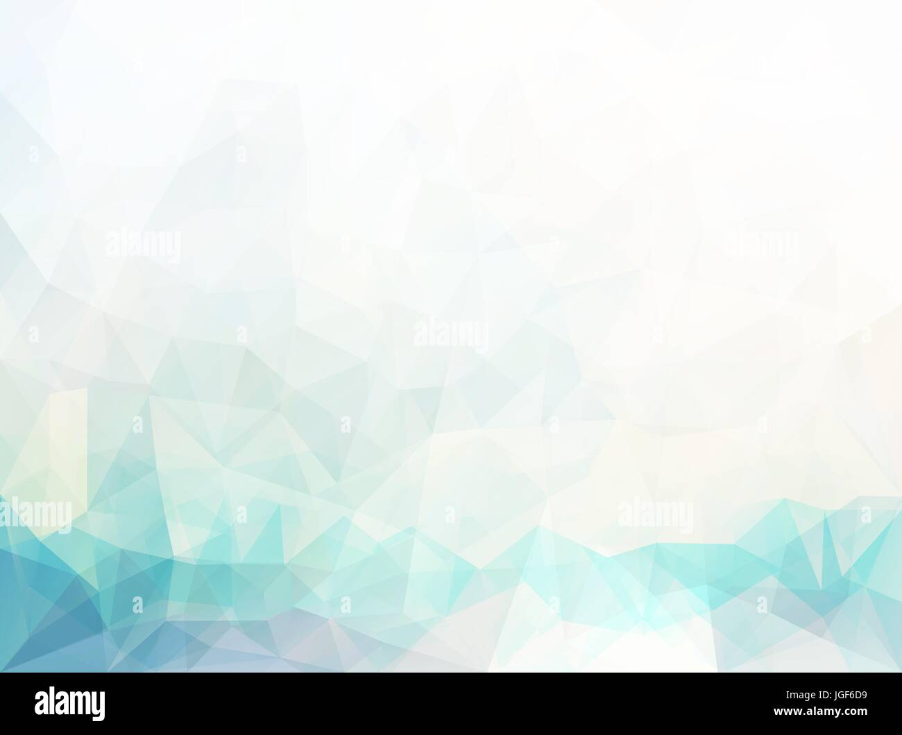 Triangle abstract background - Stock Image