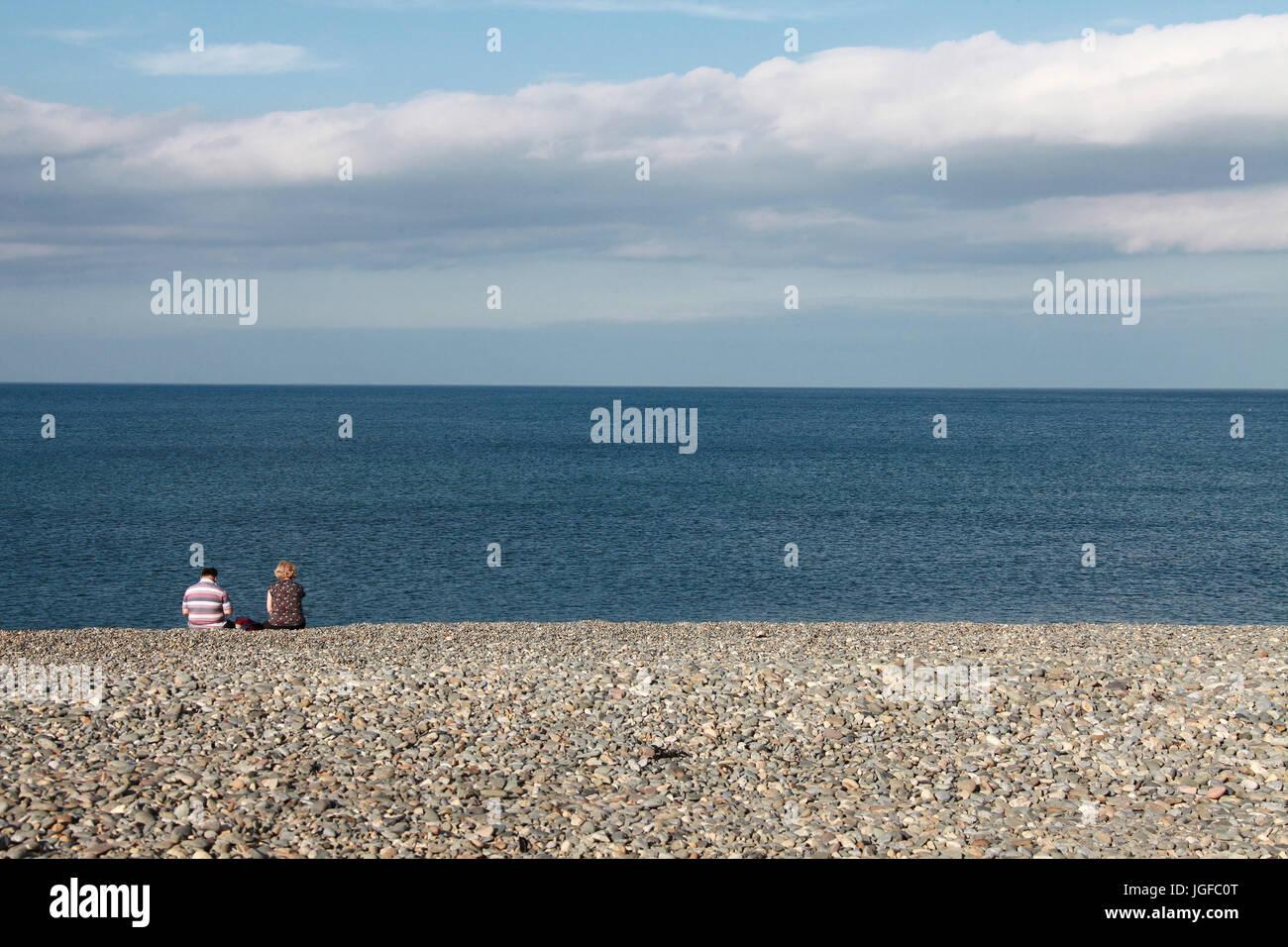 Bray Seafront Promenade & Bray Head Wicklow County