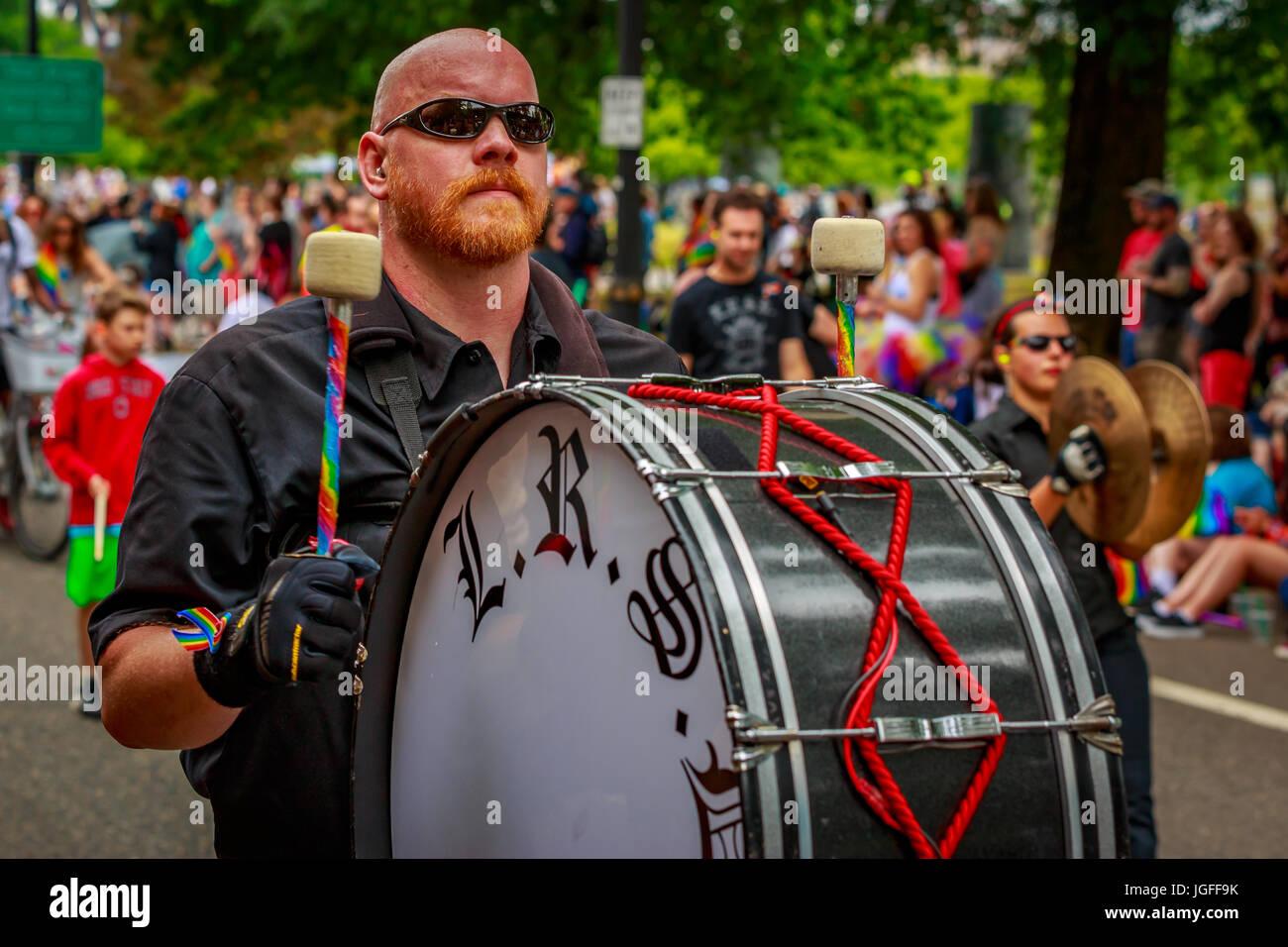 Gay drummers