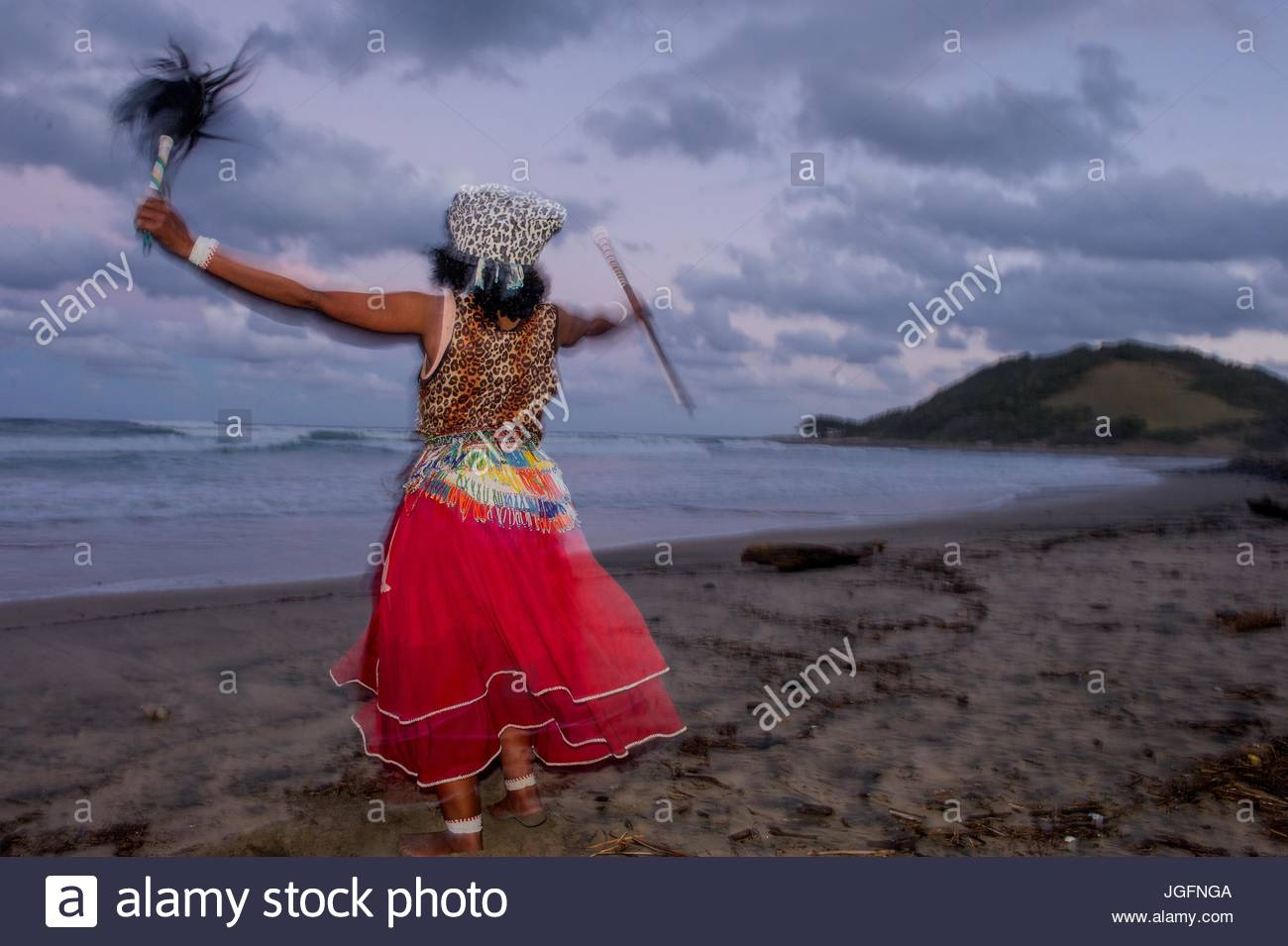 Traditional Healer South Africa Stock Photos & Traditional