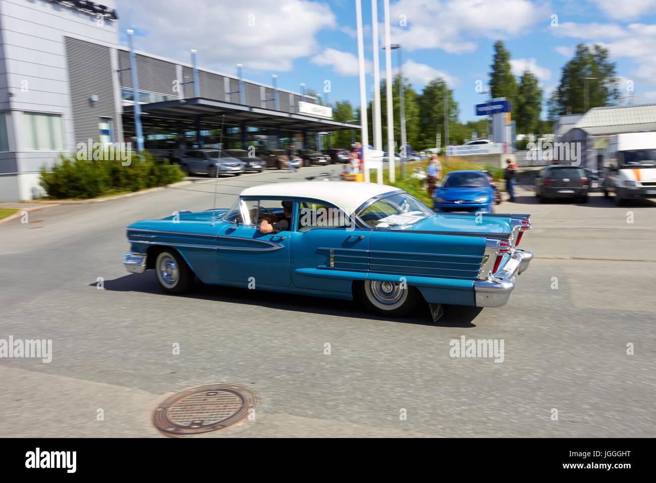 1958 Oldsmobile Super 88 Stock Photos & 1958 Oldsmobile Super 88