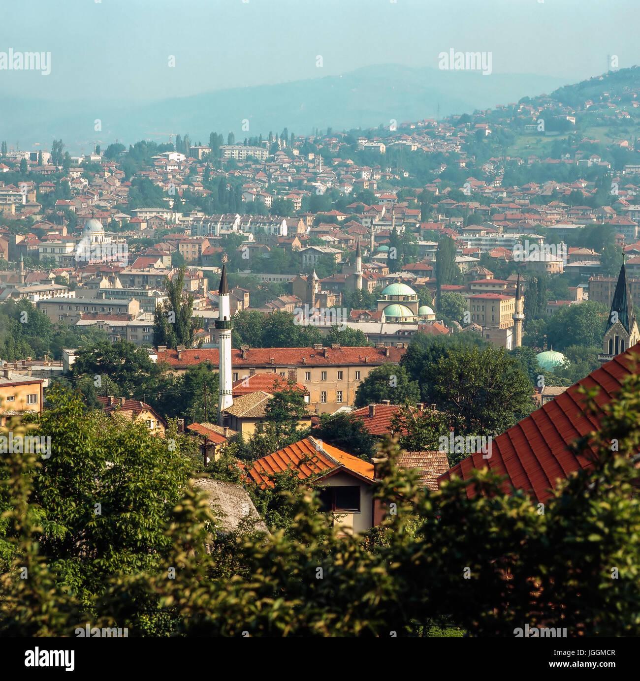 Sarajevo, Bosnia- Herzegovina - Stock Image