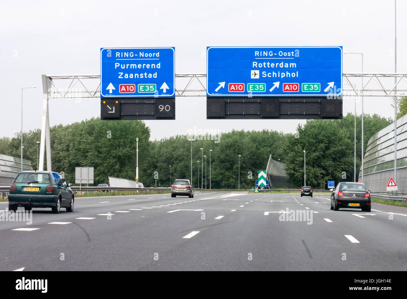 Ring Road Exit Stock Photos & Ring Road Exit Stock Images
