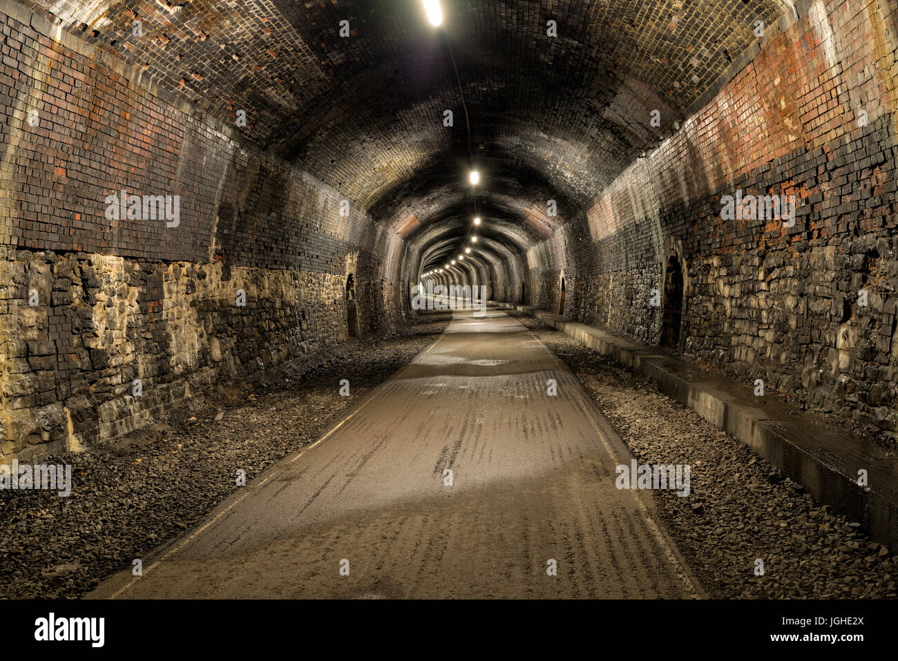 Entrance Of The Railway Tunnel Stock Photos Amp Entrance Of