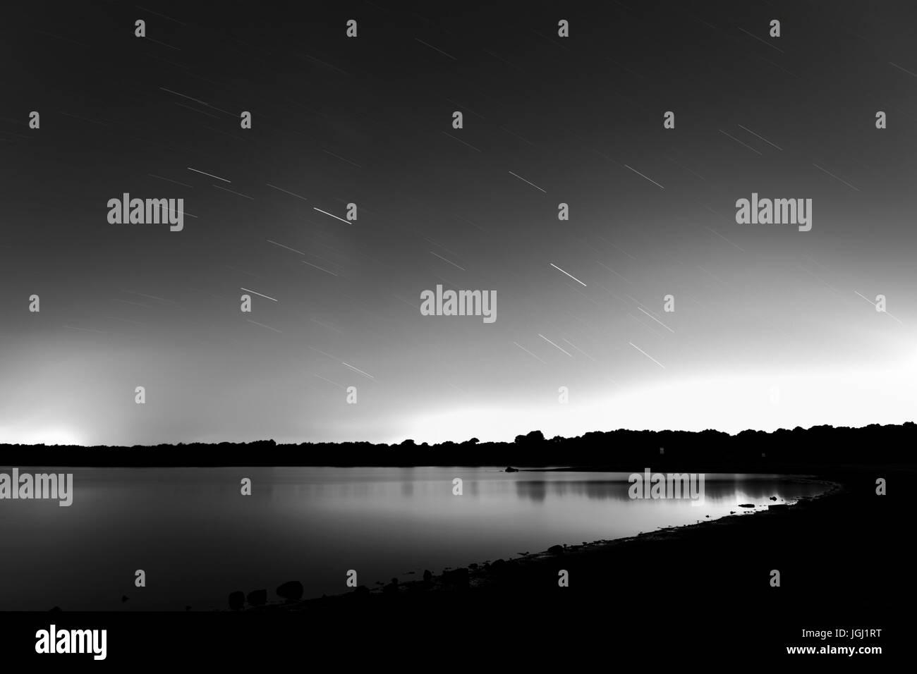 Lago del Saler. - Stock Image