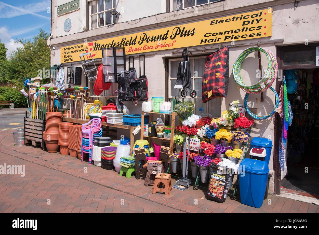 Junk shop in Macclesfield Stock Photo: 147969264 - Alamy