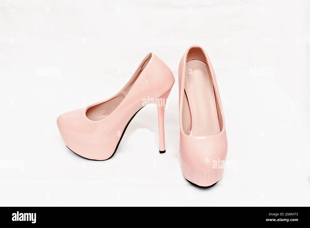 fbd31e97083 Pink High Heels Stock Photos & Pink High Heels Stock Images - Page 2 ...
