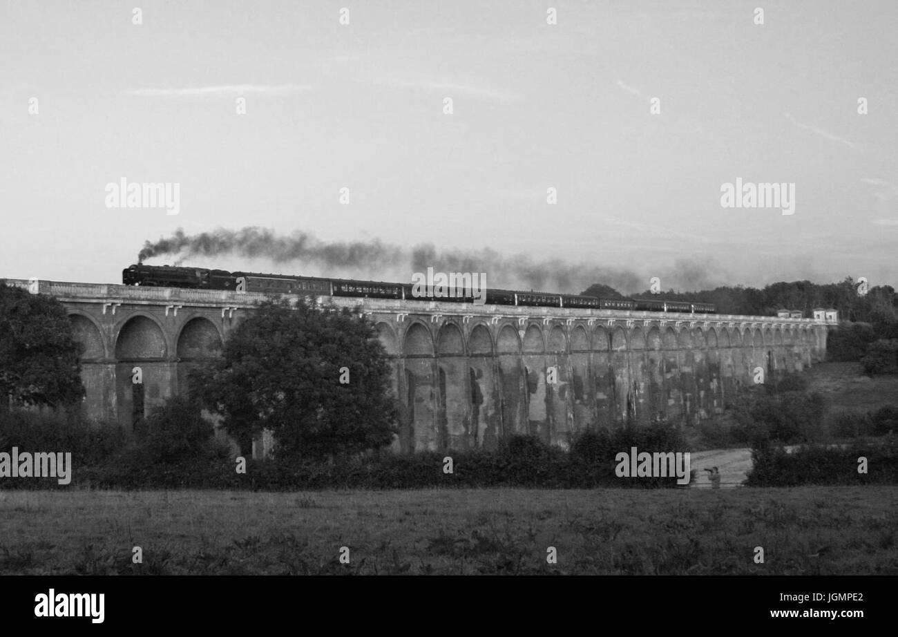 Railways of Great Britain - Stock Image