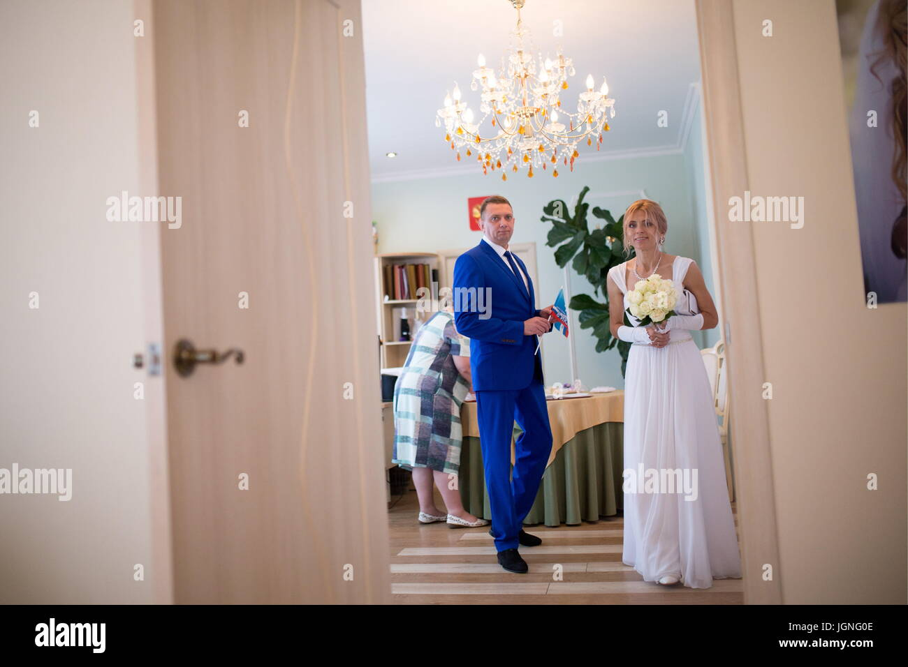Pushkin registry office - the place to register your marriage