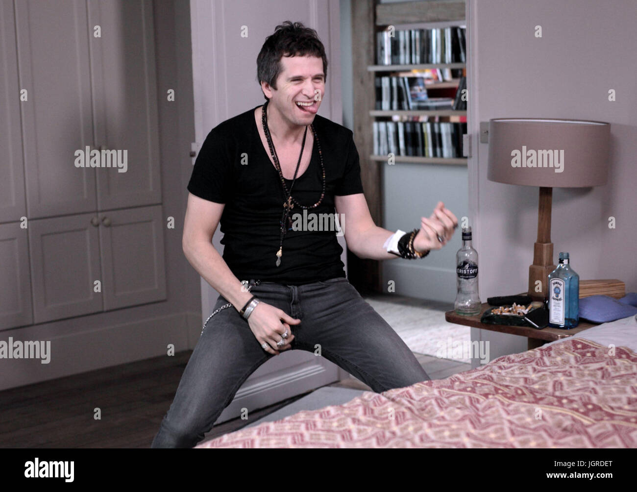 ROCK'N ROLL (2017)  GUILLAUME CANET  GUILLAUME CANET (DIR)  PATHE/MOVIESTORE COLLECTION LTD - Stock Image
