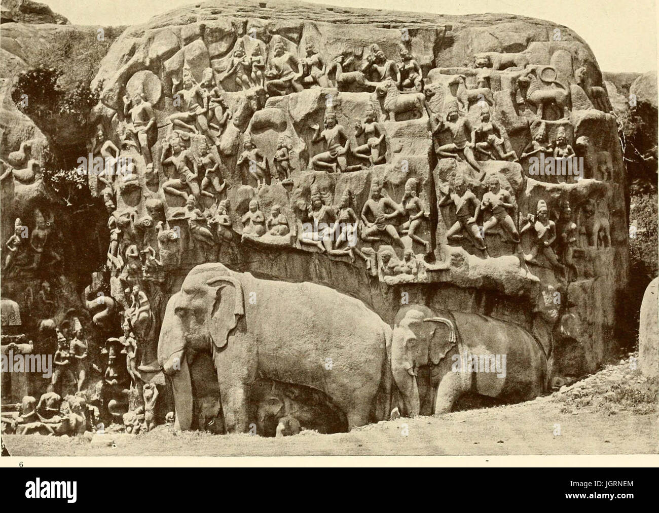 'Indian myth and legend' (1913) - Stock Image
