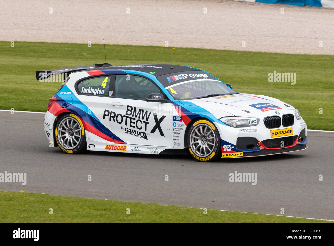 Colin Turkington Bmw 1 Series British Touring Car Championship 2017