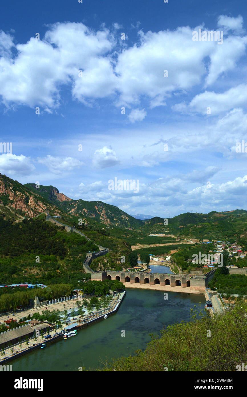 Qinghuangdao,Hebei,China - Stock Image