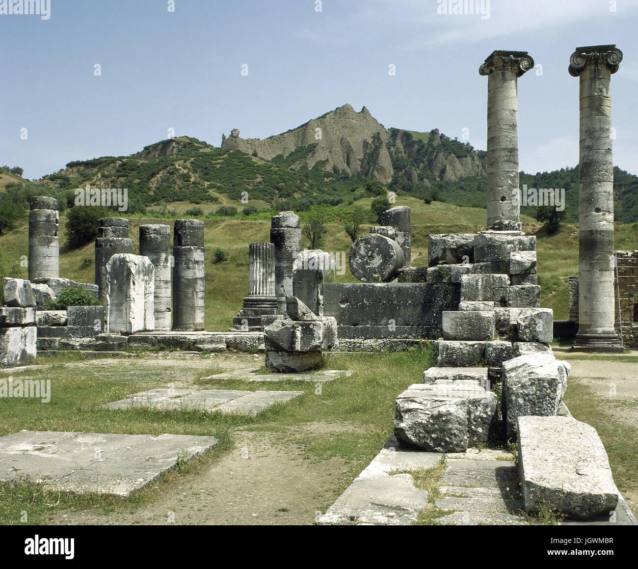 Ancient Sardis