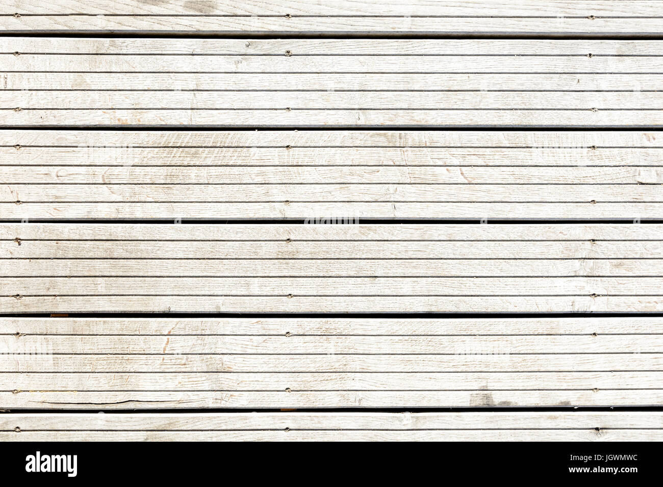 Grey teak wooden floor texture background. Stock Photo