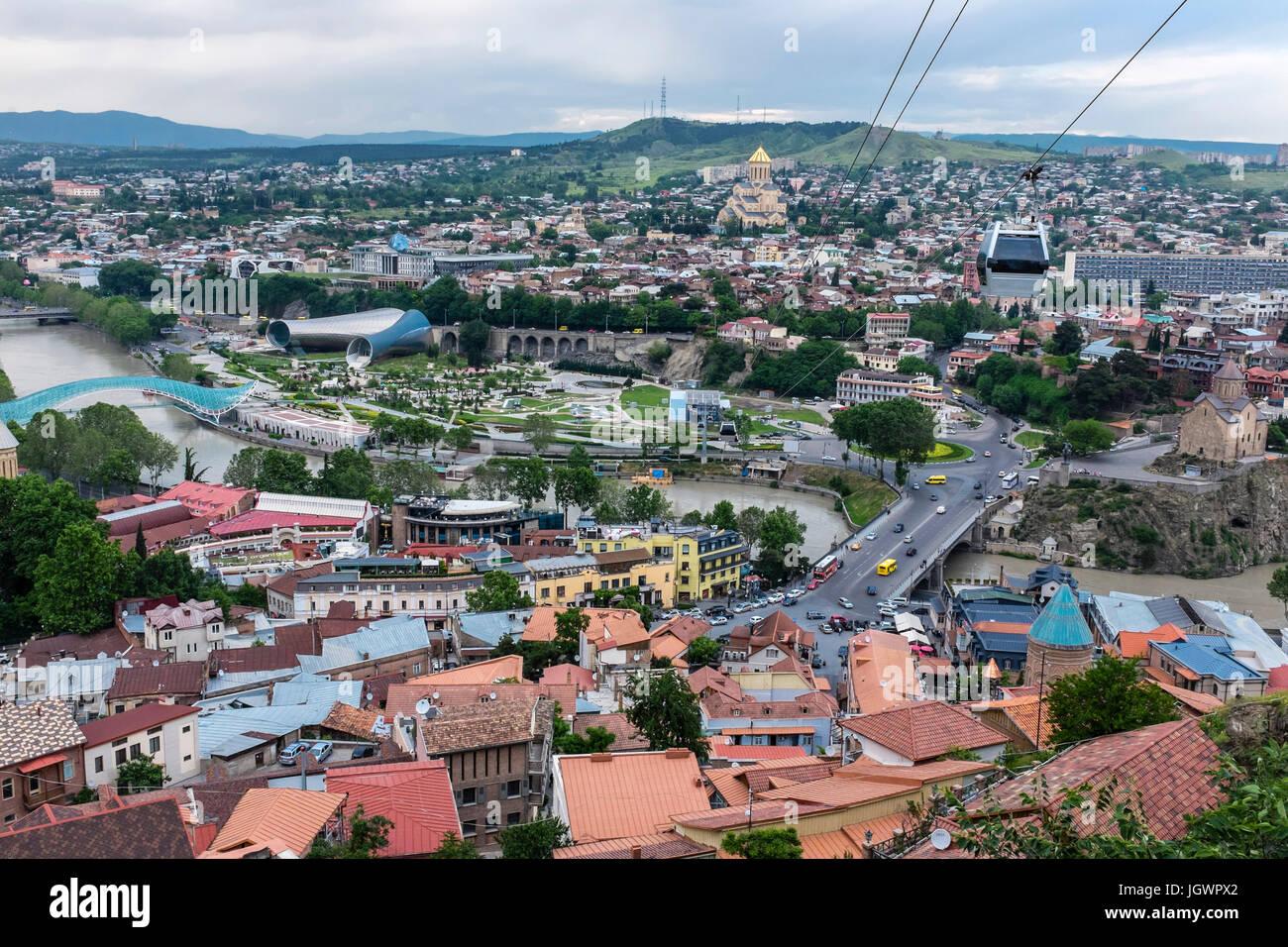 Live Videos Cars Tbilisi Georgia: Tbilisi, Georgia, Eastern Europe