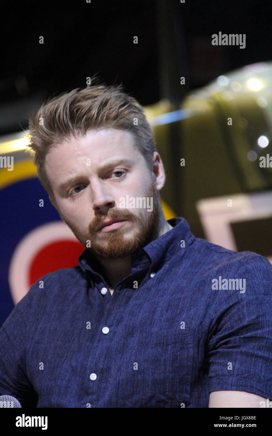 Jack Lowden 07 09 2017 Dunkirk Press Conference Held At The Barker Stock Photo Alamy