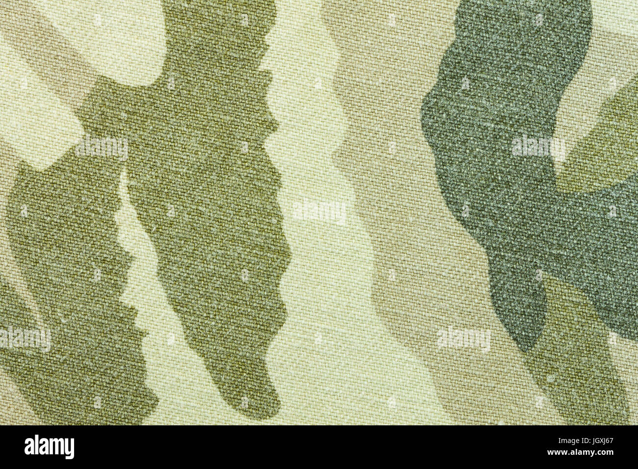 Military Or Army Camouflage Fabric Texture Pattern