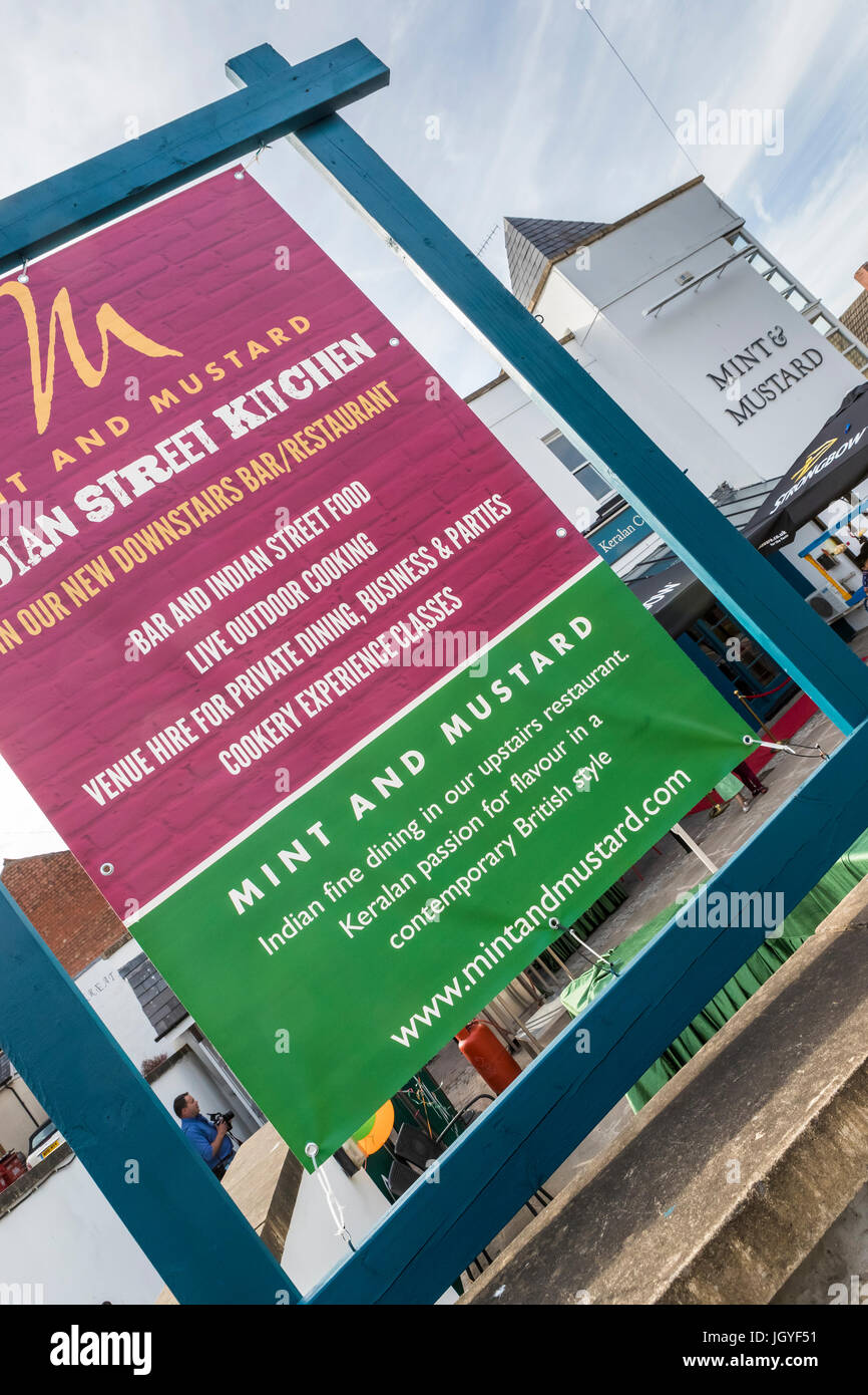 Grand Opening Of Mint Mustard S Indian Street Kitchen In