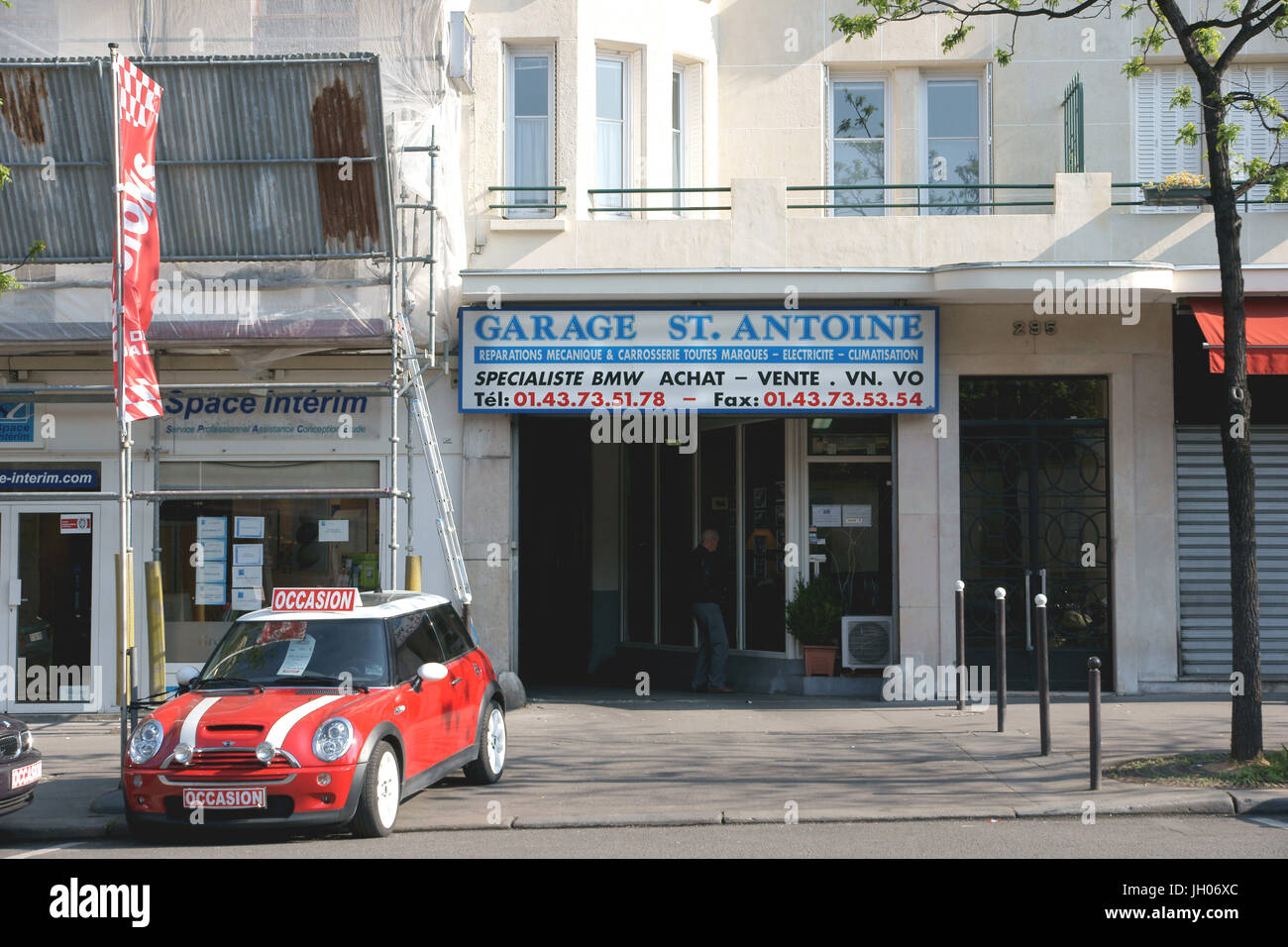 12eme Paris Stock Photos 12eme Paris Stock Images Alamy