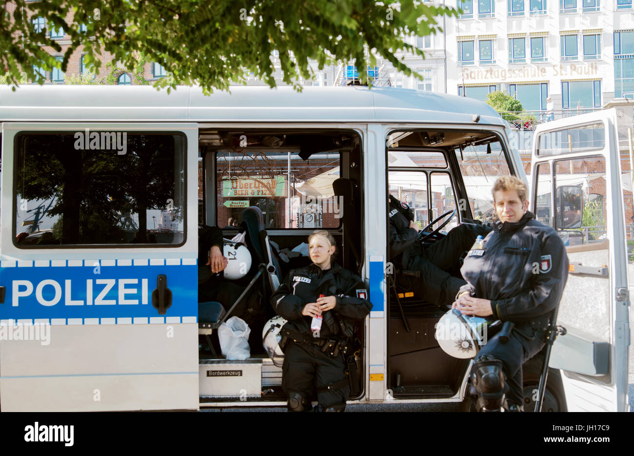 G20 Summit - Stock Image