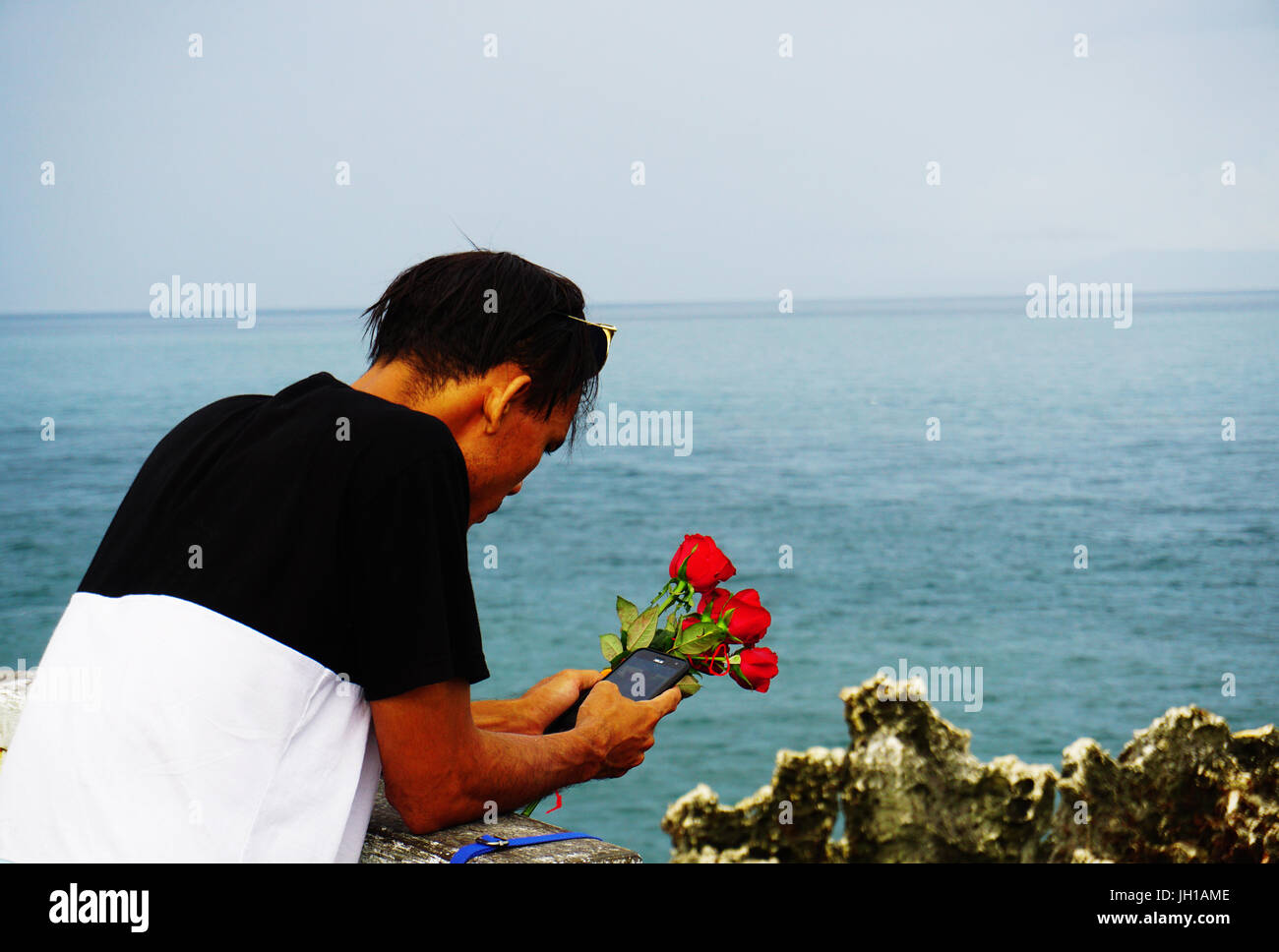 'You take my heart away, don't you know i always love you..even you belongs to another men..' - Stock Image