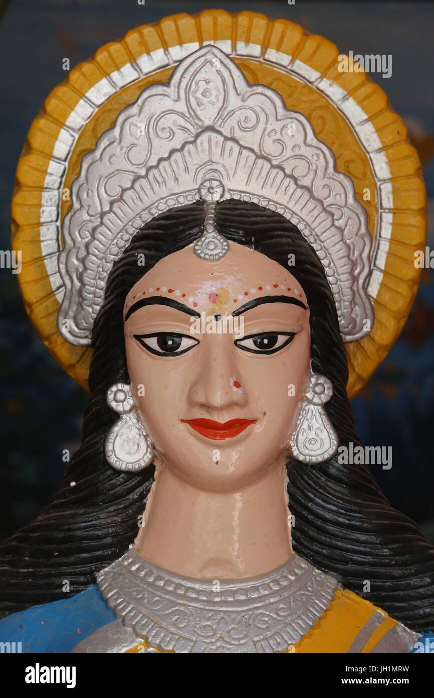 Radha murthi. India. - Stock Image