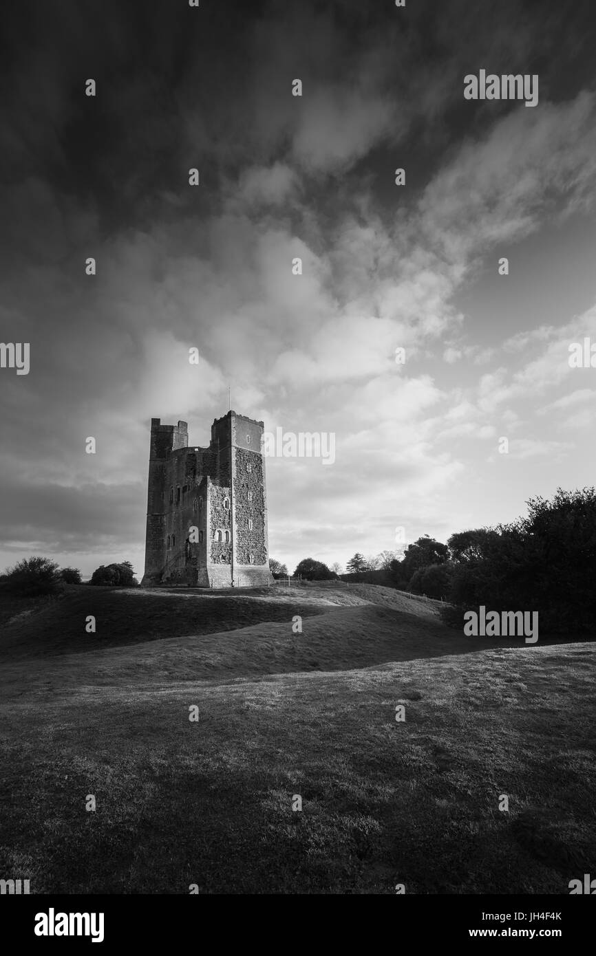 Orford Castle - Stock Image