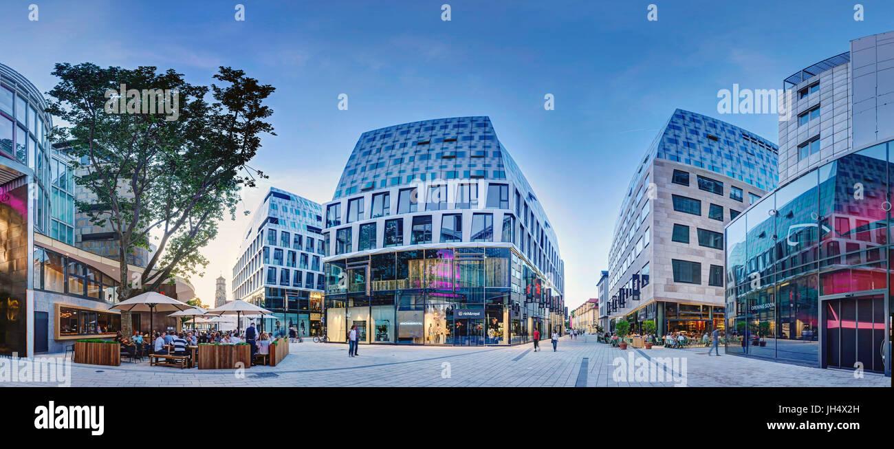 Europa Center Shopping Mall Stock Photos Europa Center Shopping