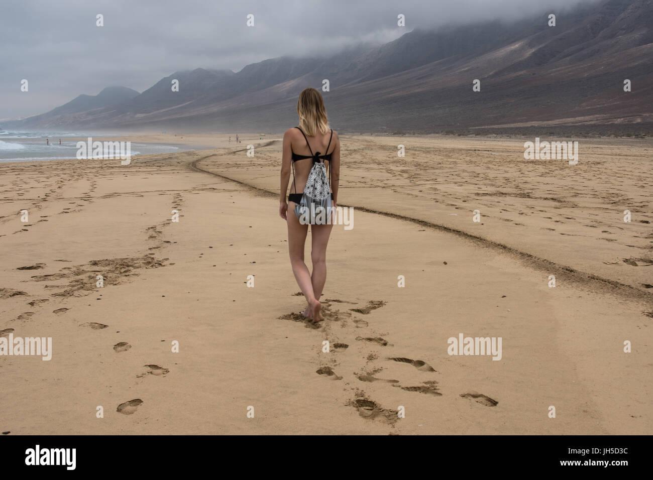 Fuerteventura - Canary Island - Stock Image