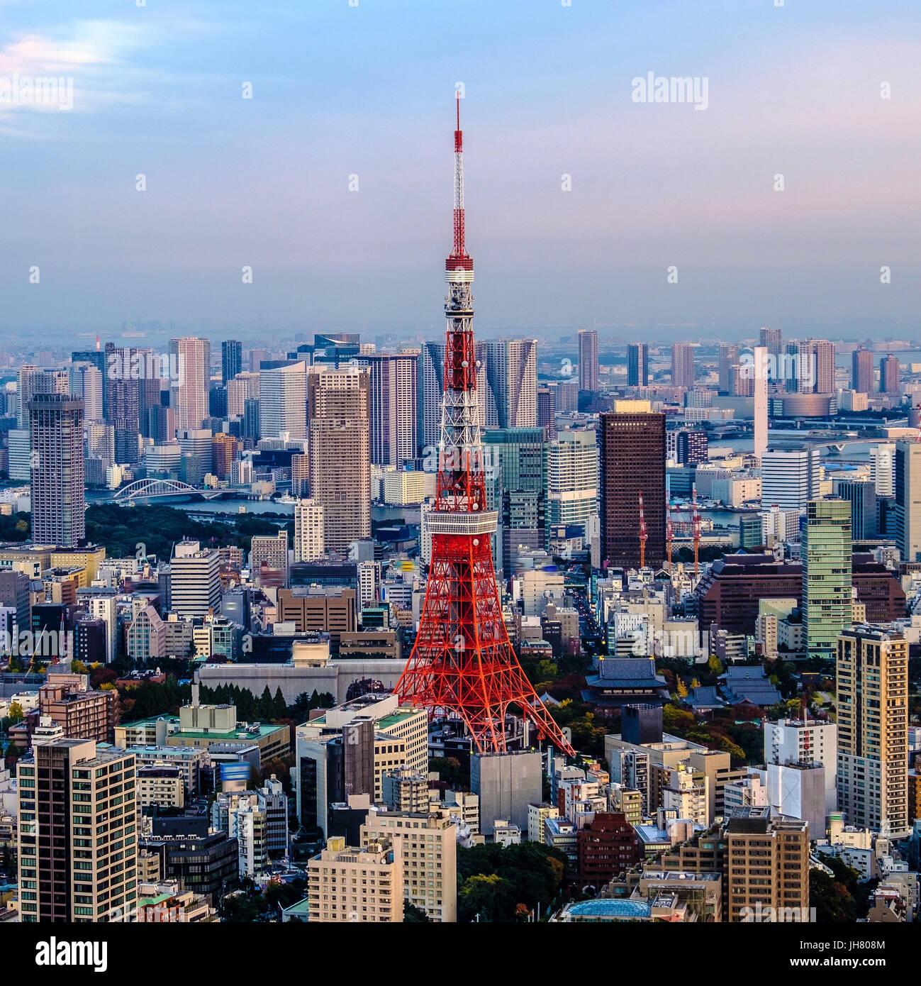 Tokyo,Japan - Stock Image