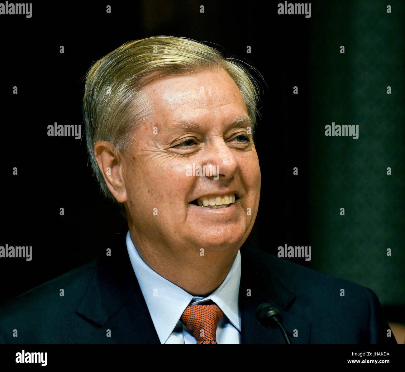 Us Senator Lindsey Graham Stock Photos & Us Senator ...