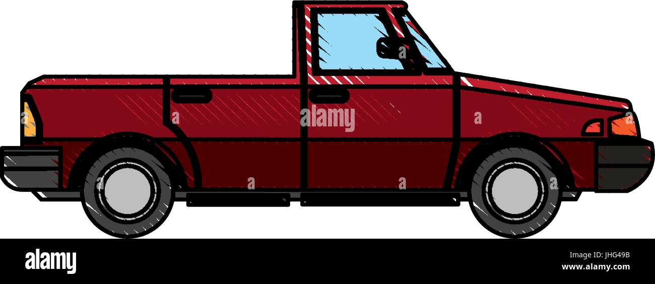 car sport convertible vehicle transport - Stock Image
