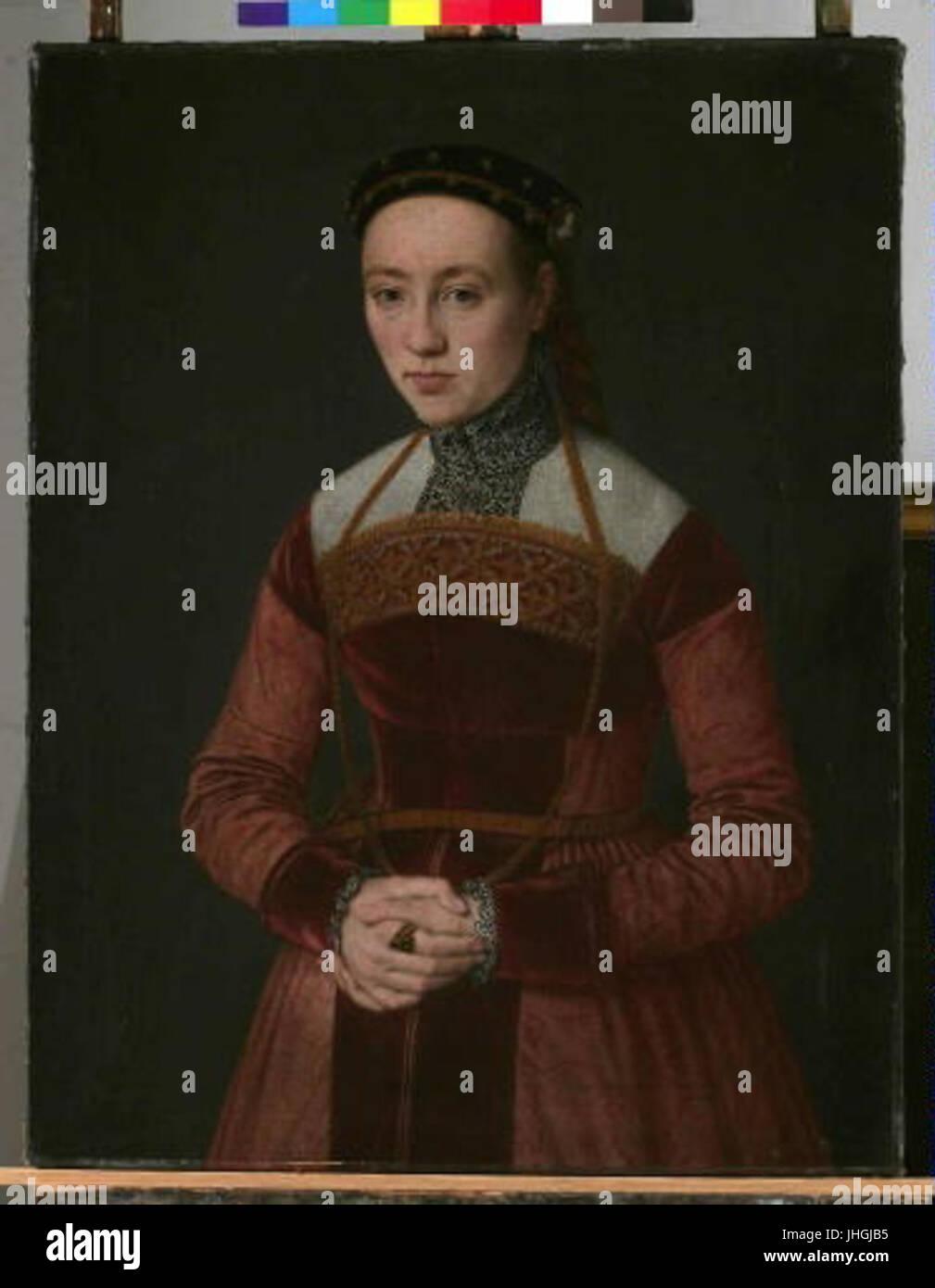 Obraz na plátně Mladé nahé ženy ✓ Snadná instalace ✓ 365 dnů na vrácení ✓ Procházejte ostatní vzory z této kolekce!