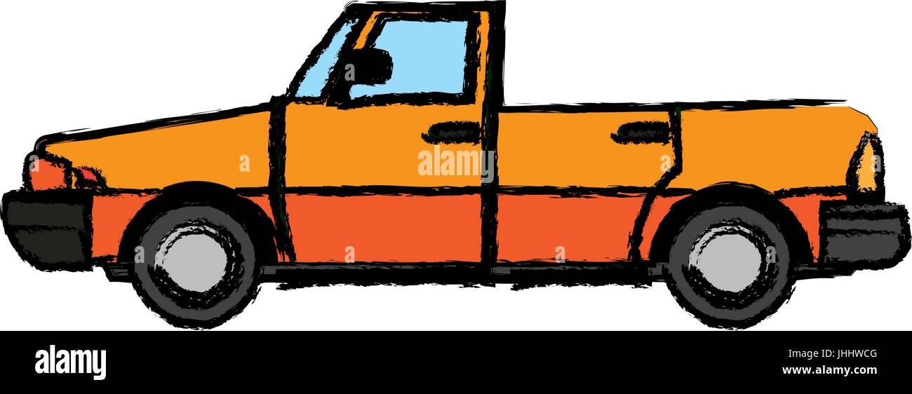 car convertible sport automobile transport - Stock Image