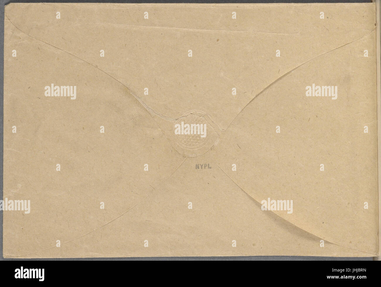 Ticknor, (William D.), ALS to. Mar. 30, 1855 (NYPL b15823745-5071026) Stock Photo