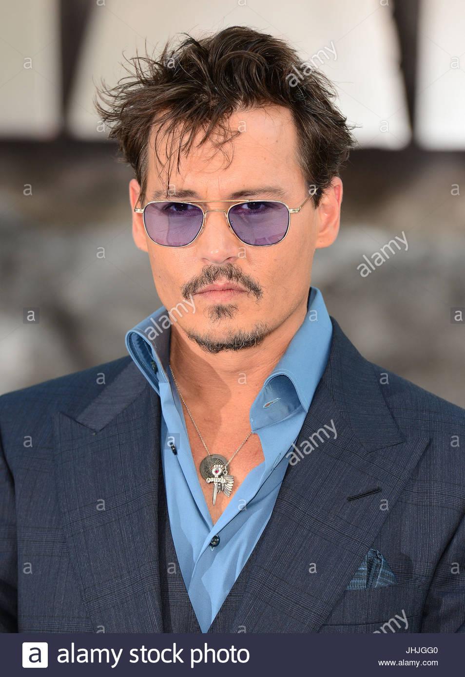 27b8488b89 Johnny Depp. The UK Premiere of