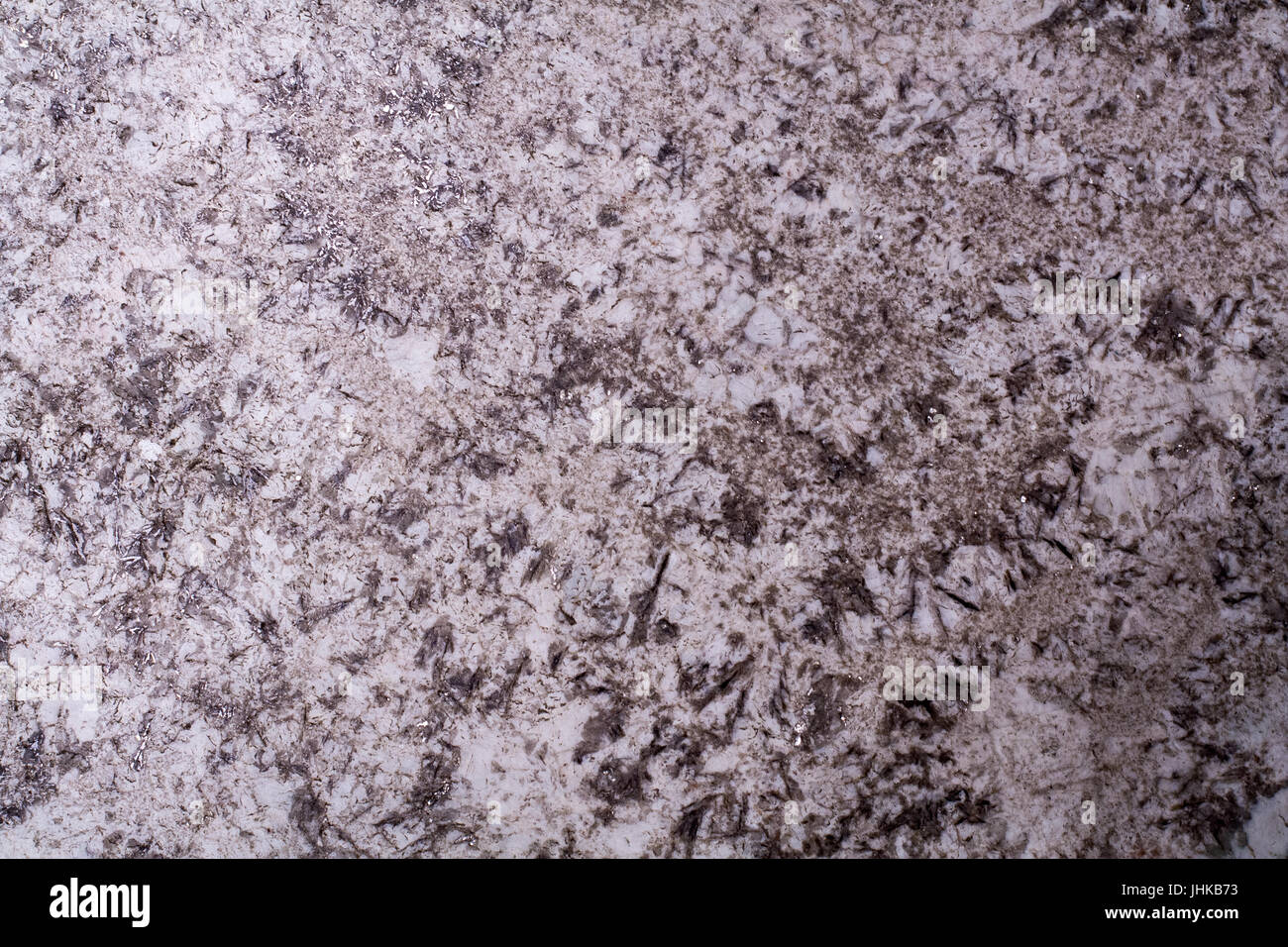 marble floor with glitters. background, texture. Stock Photo