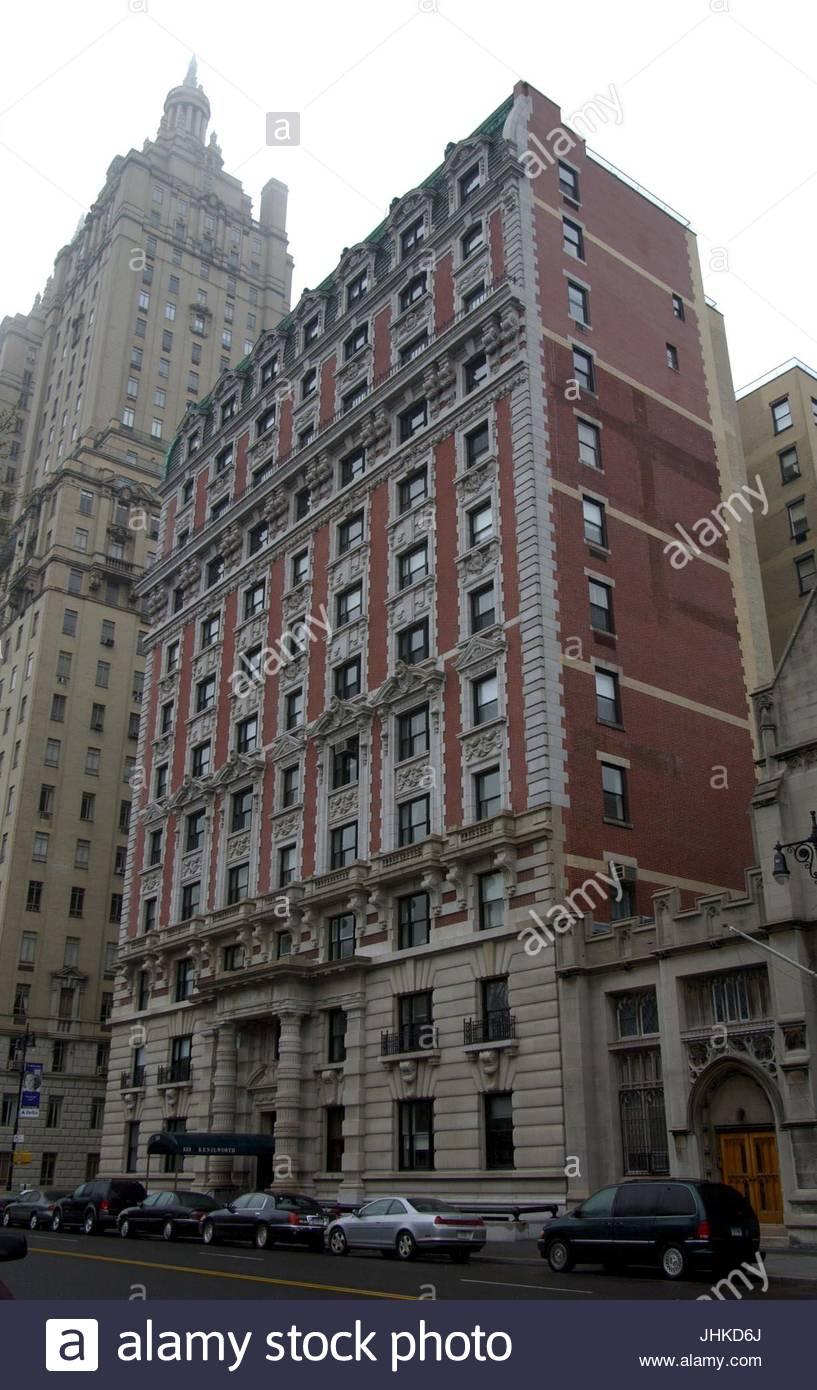 the manhattan new york city apartment home of catherine zeta jones