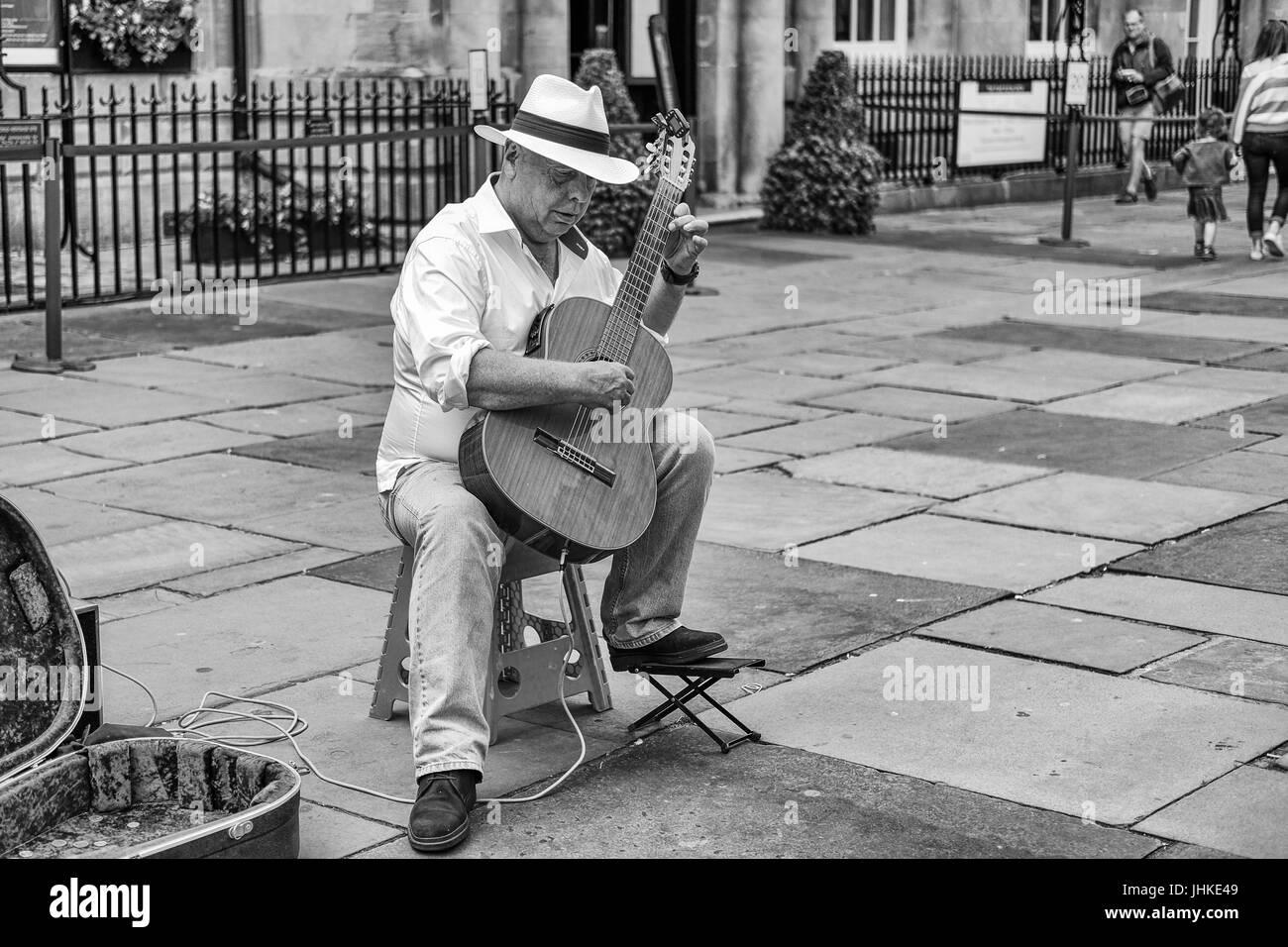 Street Photography Bath UK - Stock Image