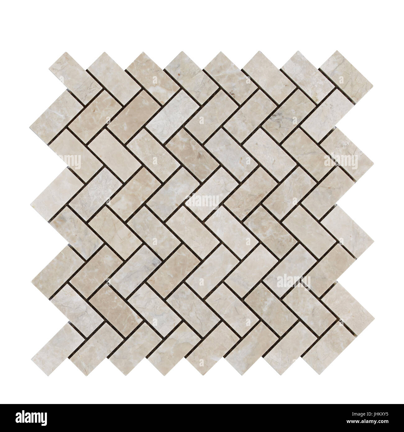 Mosaic Natural Stone pattern, Natural Stone texture, Natural Stone background. - Stock Image
