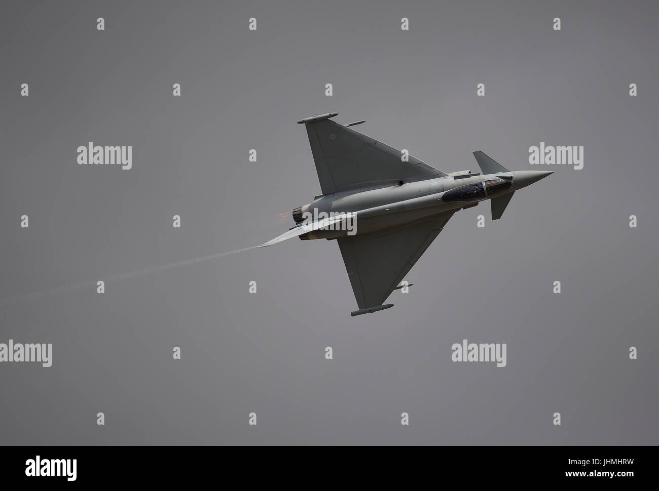 RAF Fairford, Gloucestershire, UK. 14th July 2017. First day of the Royal International Air Tattoo (RIAT), one of - Stock Image