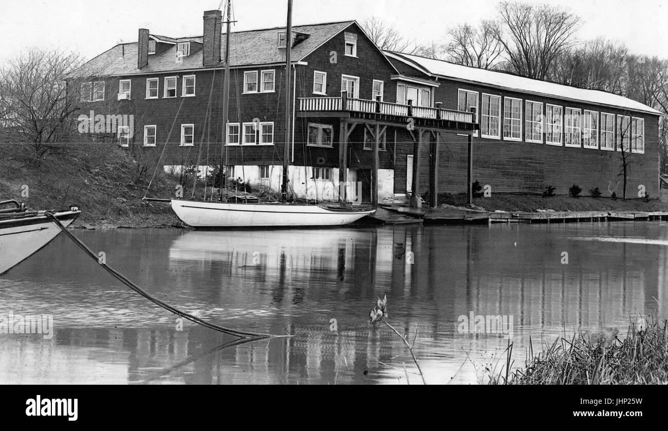 Oakville Club in 1932 - Stock Image
