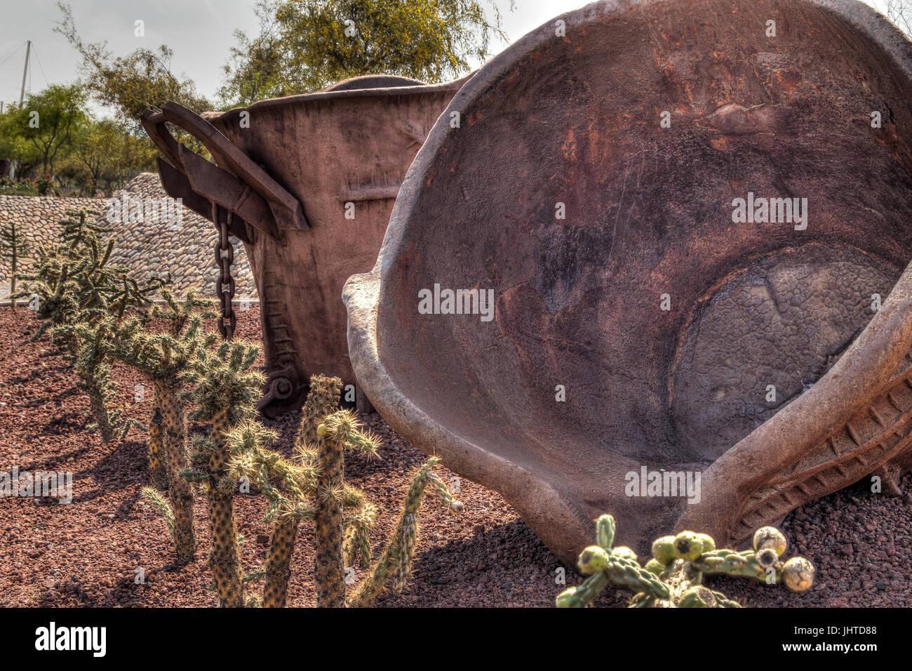 Mining Equipment - Stock Image