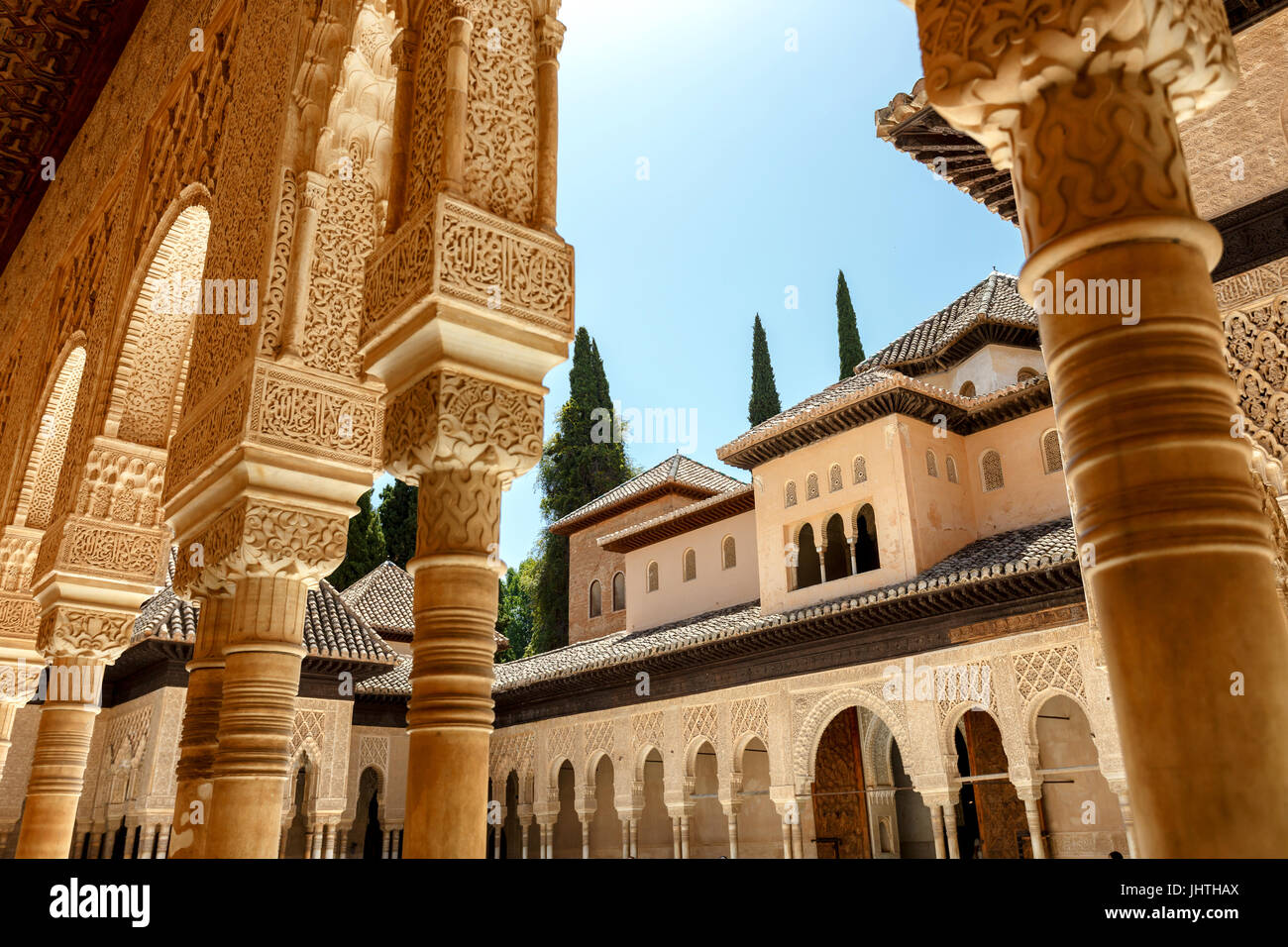 Andalusian Architecture Stock Photos Amp Andalusian