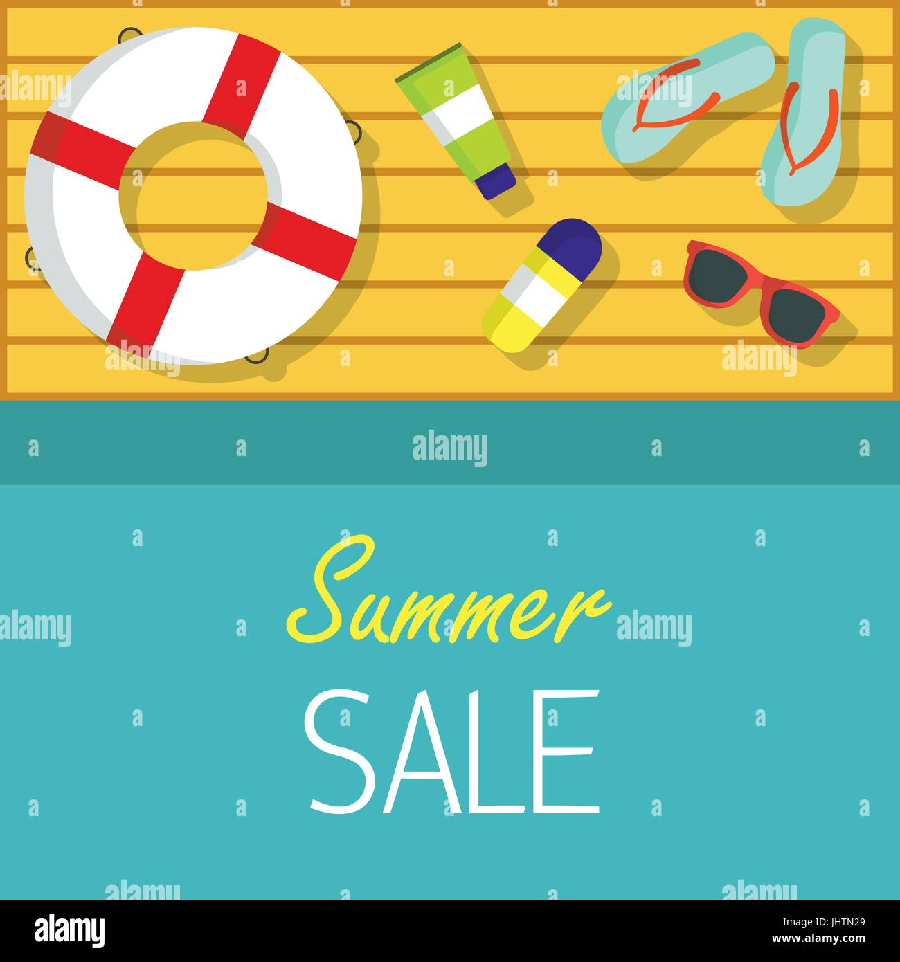 61dab53ed Summer sale Vector background for web